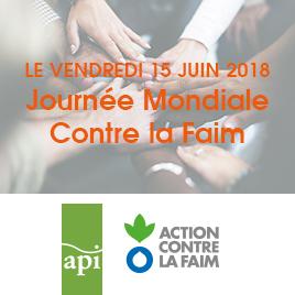 Action contre la Faim – 2018