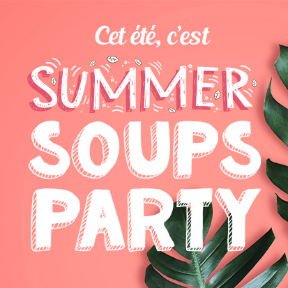 Summer soups party