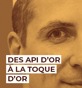 Du Api d'or à la Toque d'or : David sur la route en or.