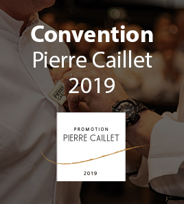 Convention Pierre Caillet 2019
