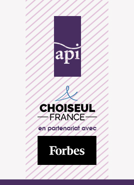 Api mis à l'honneur par l'Institut Choiseul France