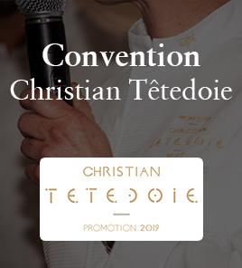 Convention Christian Têtedoie